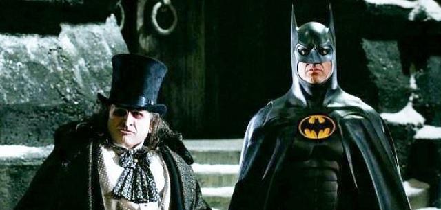 Batman e Pinguino