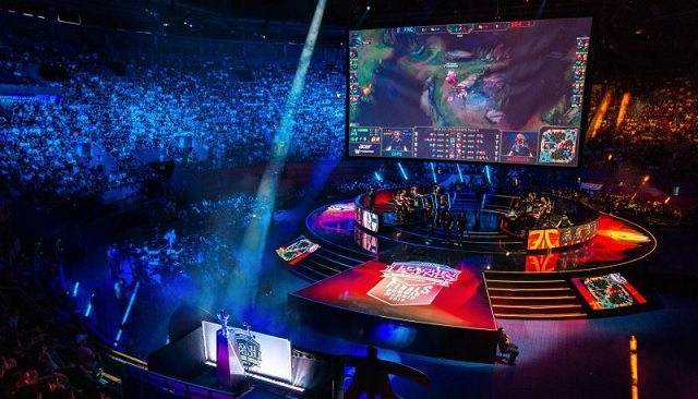 Esports League of Legend