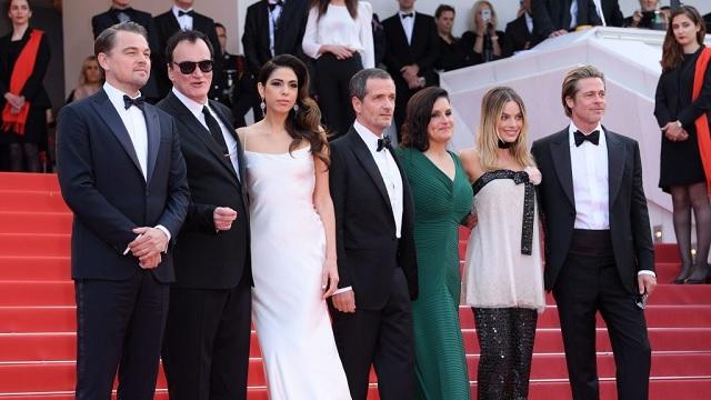 Quentin Tarantino - C'era una volta a... Hollywood