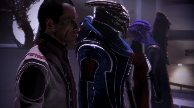 Mass Effect - The Council