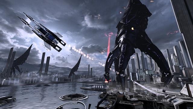 Mass Effect - Razziatori